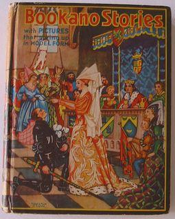 Bookano cover