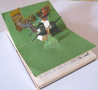 Bookano horse-jockey