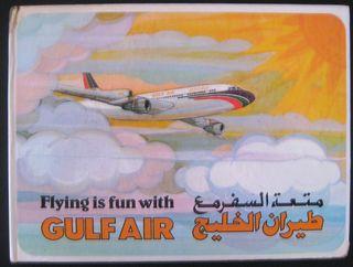 Cover Gulf Air