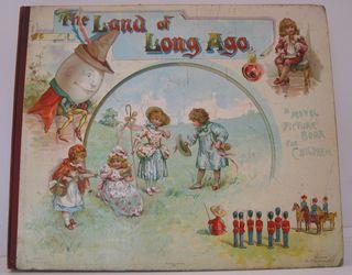 Nister LandLongAgo cover