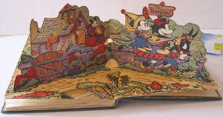 Mickey-King Arth open